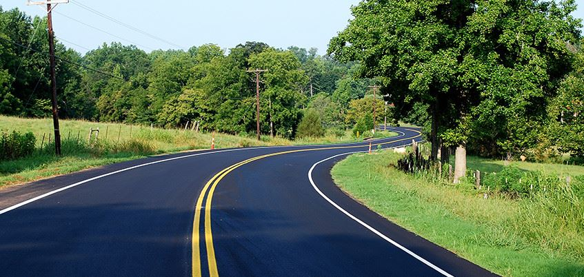 Summer Roads in York County